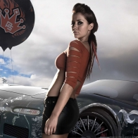 Need For Speed Prostreet Girls 3