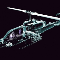 Neon Helicopter