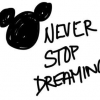Download never stop dreaming cover, never stop dreaming cover  Wallpaper download for Desktop, PC, Laptop. never stop dreaming cover HD Wallpapers, High Definition Quality Wallpapers of never stop dreaming cover.