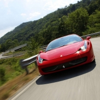 New Ferrari 458 Italia Hd Wallpapers