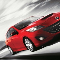 New Mazda 3 Mps Hd Wallpapers