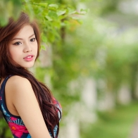 Nice Girl Cute Face Wallpapers