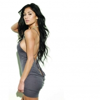 Nicole Scherzinger Widescreen Wallpapers