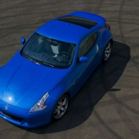 Nissan 370z Coupe 2012 Hd Wallpapers