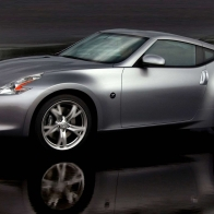 Nissan 370z Coupe Hd Wallpapers