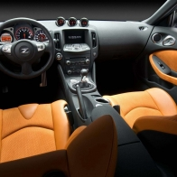 Nissan 370z Interior Hd Wallpapers