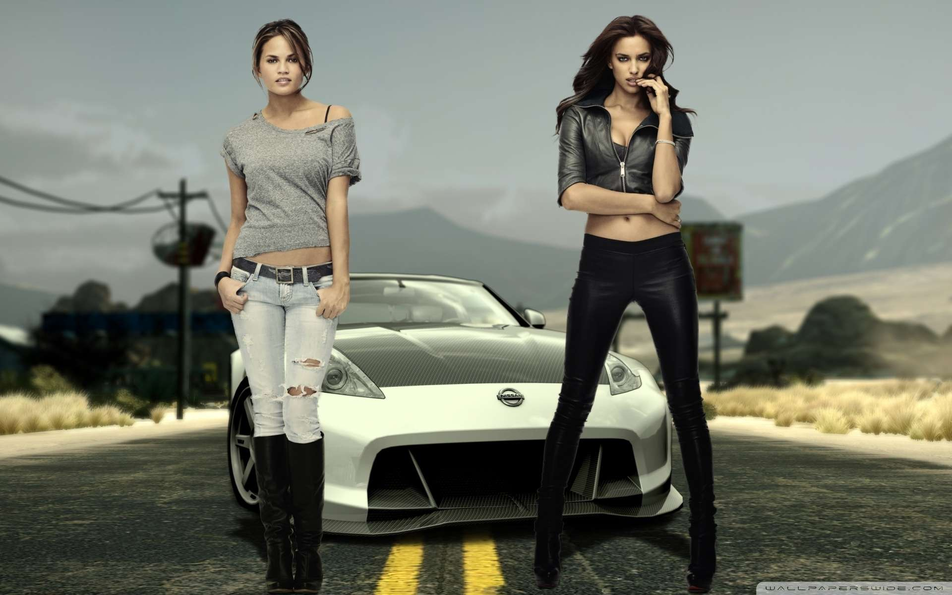 hot girl with nissan - photo #37