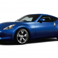 Nissan Fairlady Z Blue Hd Wallpapers