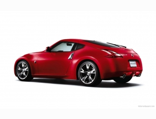 Nissan Fairlady Z Red Hd Wallpapers
