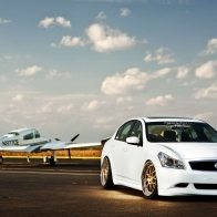 Nissan G37 Hd Wallpapers