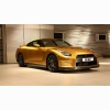 Nissan Gt R Gold Hd Wallpapers