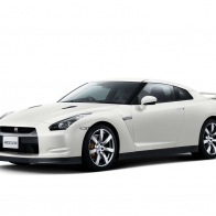 Nissan Gt R White Hd Wallpapers
