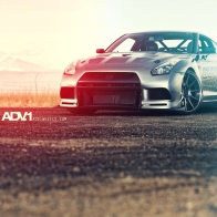 Nissan Gtr Adv1 Wheels Hd Wallpapers