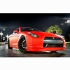 Nissan Gtr Matte Red Hd Wallpapers
