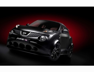 Nissan Juke R 2012 Hd Wallpapers