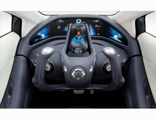 Nissan Land Glider Concept Interior Hd Wallpapers