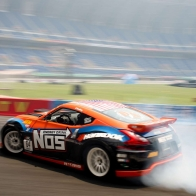 Nissan Nismo 370z Drifting Hd Wallpapers