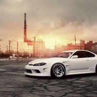 Nissan Silvia S15 Front