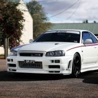 Nissan Skyline Hd