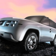 Nissan Terranaut Concept 3 Hd Wallpapers