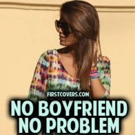 No Boyfriend No Problem Cover