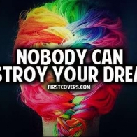 Nobody Can Destroy Your Dreams Cover