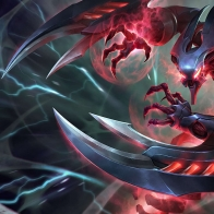 Nocturne League Of Legends Desktop Wallpaper