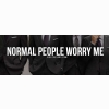 Normal People Worry Me Cover