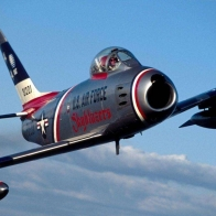 North American F 86 Sabre Wallpaper