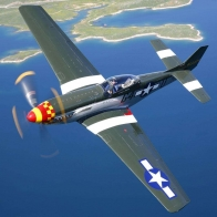 North American P 51d Mustang Wallpaper