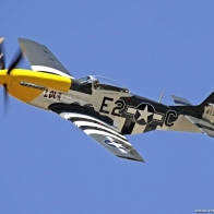 North American P51 Mustang Wallpaper