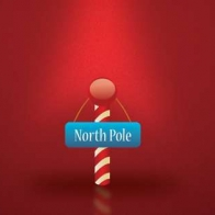 North Pole Cover