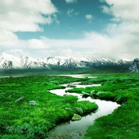 Norway Mountain River Wallpapers