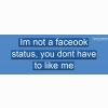 Not A Fb Status Cover