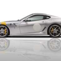 Novitec Rosso Ferrari 599 Gto 2011 3 Hd Wallpapers