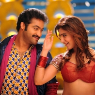 Ntr Samantha In Rabhasa