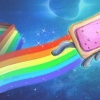 Download nyan cat cover, nyan cat cover  Wallpaper download for Desktop, PC, Laptop. nyan cat cover HD Wallpapers, High Definition Quality Wallpapers of nyan cat cover.