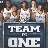 Oklahoma City Thunder Cover