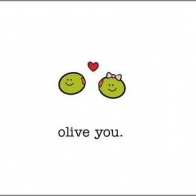 Olive You Cover