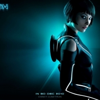 Olivia Wilde In Tron Legacy Wallpapers