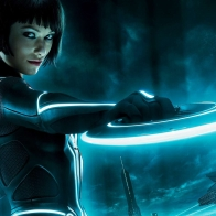 Olivia Wilde Tron Legacy 2010 Wallpapers