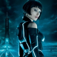 Olivia Wilde Tron Legacy Wallpaper