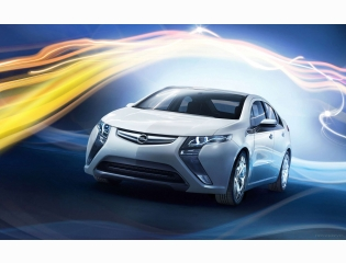Opel Ampera Hd Wallpapers