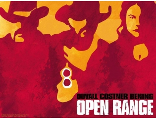 Open Range Wallpaper