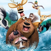 Open Season Movie Wallpapers