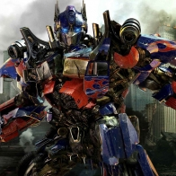 Optimus Prime In New Transformers 3 Wallpapers