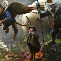 Oz The Great And Powerful 2013 Film Wallpaper