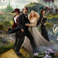 Oz The Great And Powerful 3d Movie Hd Wallpapers