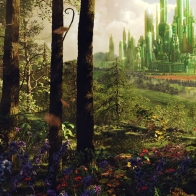 Oz The Great And Powerful Land Of Oz Wallpaper