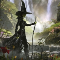 Oz The Great And Powerful Wicked Witch Of The West Wallpaper